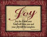 Red & Gold Joy