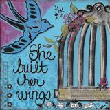 She Built Her Wings