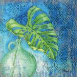 Sea Glass Palm I