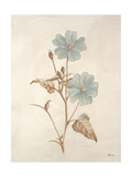 Botanicals Series Blue I