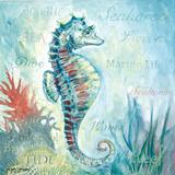 Marine Life Motif I