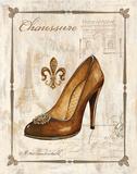Keys to Paris Chaussure