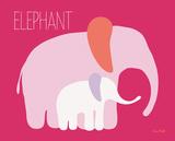 Pink Zoo III
