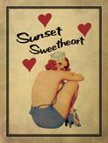 Sunset Sweetheart
