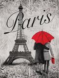 Strolling Paris I