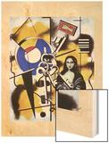 La joconde aux clefs  1930