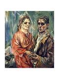 Double portrait  1912-1913