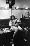 Janis Joplin Reclining in Classic