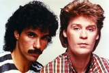 Hall & Oates Close Up Portrait