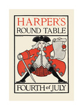 Harper's Round Table  Fourth of July