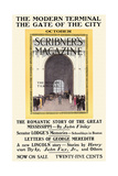 The Modern Terminal  the Gate of the City October  Scribner's Magazine