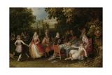 Garden Party (Fete Champetre)
