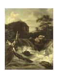 A Waterfall (Cascade)