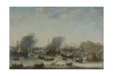 Victory over the Spanish Near Gibraltar by a Fleet Commanded by Admiral Jacob Van Heemskerck