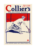 Collier's  the National Weekly  Eagle Shannon Ropes One by Richard Washburn Child