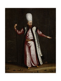 Capoudgi Bachi  Grand-Master of the Seraglio
