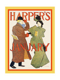 Harper's January
