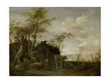 A Herdsmans Hut