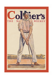 "Collier'S ""Fore!"""
