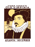 Atlantic: December  John Fiske's Old Virginia