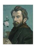 Self-Portrait  Emile Bernard