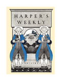 Harper's Weekly  Christmas