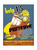 Help Us Preserve Your SurplusFood