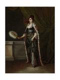 A Turkish Woman  Jean Baptiste Vanmour