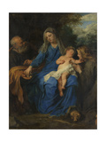 Holy Family with Mary Magdalene