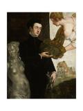 Portrait of Ottavio Strada