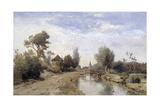 Landscape at Kortenhoef