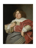 Portrait of Gerard Andriesz Bicker
