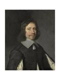 Portrait of a Man  Possibly Philippe De La Tremoille  Count of Olonne
