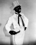 Eddie Cantor in White Suit With Hat
