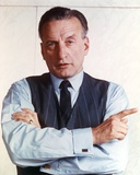 George Scott Close-up Portrait