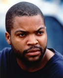 Ice cube in Navy Blue Shirt