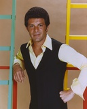 Frankie Avalon Posed in Black Vest