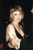 Phyllis Davis Posed in Bikini on Water
