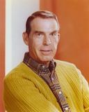Fred MacMurray in Sweater Portrait