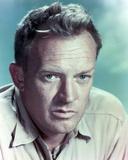 Arthur Kennedy Close Up Portrait