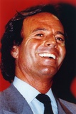 Julio Iglesias Portrait in Formal Attire