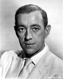 Alec Guinness Posed in Americana