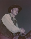 Bruce Bennett in Cowboy Outfit Portrait