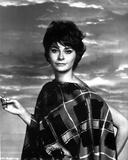 Elizabeth Ashley Portrait in Plaid Towel