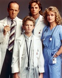 Doogie Howser Cast Portrait in Uniforms