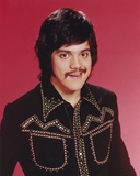 Freddie Prinze in Western Shirt with Red Background