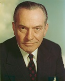 Frederic March Posed in Suit