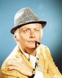 Art Carney Posed in Coat Portrait