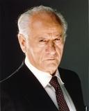 Eli Wallach Portrait in Coat and Tie