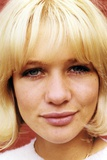 Judy Geeson Showing Her Kissable Lips in a Close Up Portrait